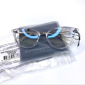 Quay Australia Rumours blue light glasses …
